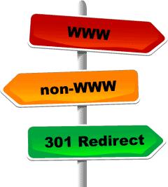 redireccionar blog