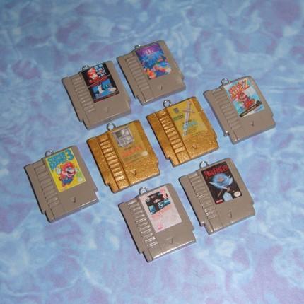 Cartuchos juego NES