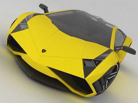 Concepto Lamborghini X