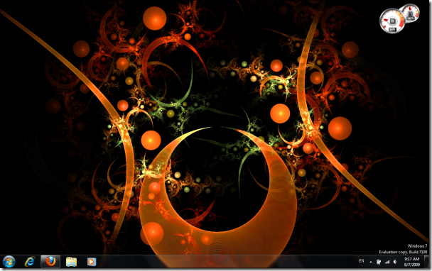 Theme para Windows 7