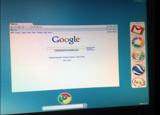 chrome os probable screenshot
