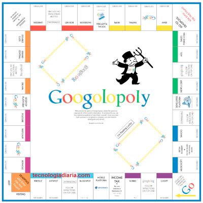 Googolopoly: Monopoly de Google