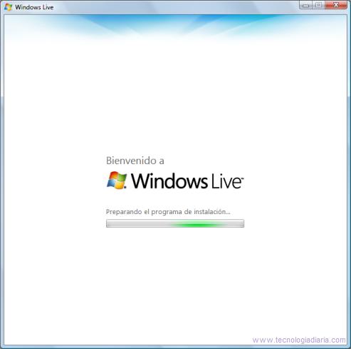 instalacion de MSN