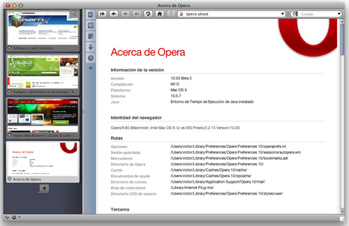 Opera 10 [Español] Ultima version oficial
