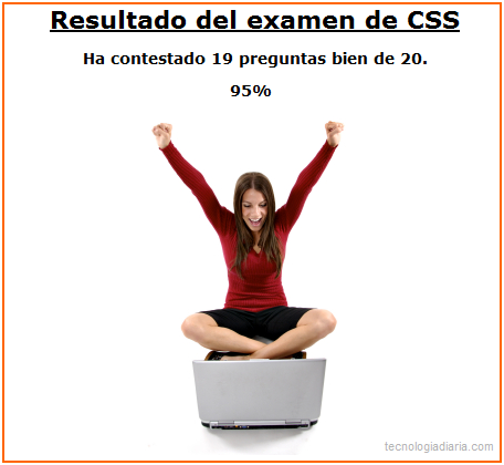 Examen CSS